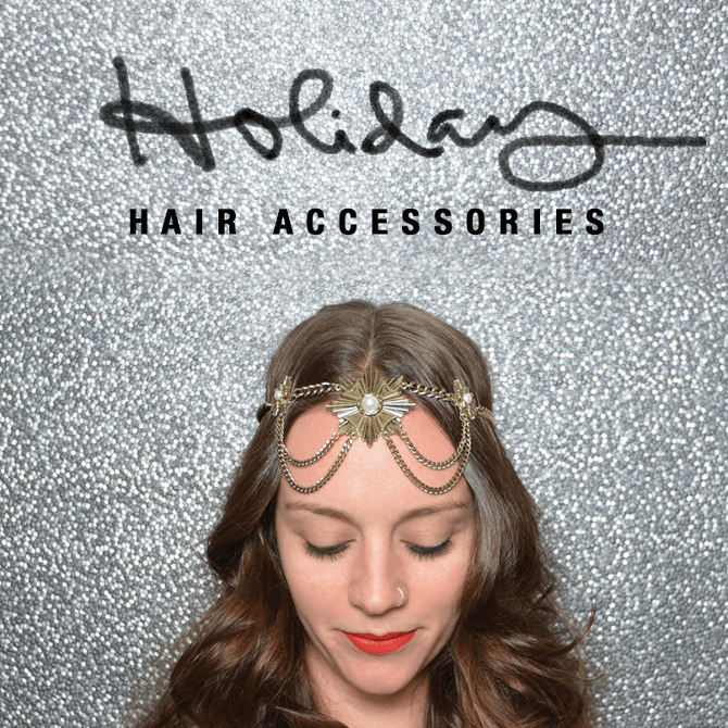 TRES_HolidayHair_cover