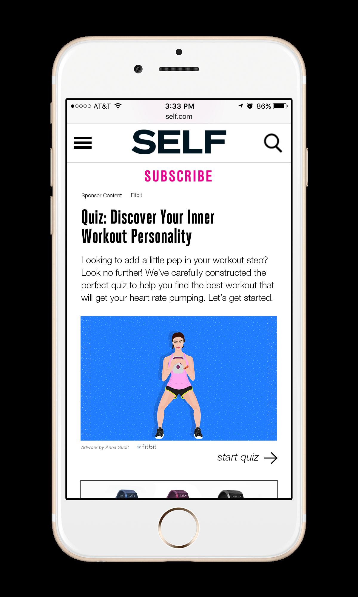 SELFxFitbit-mobile-landing